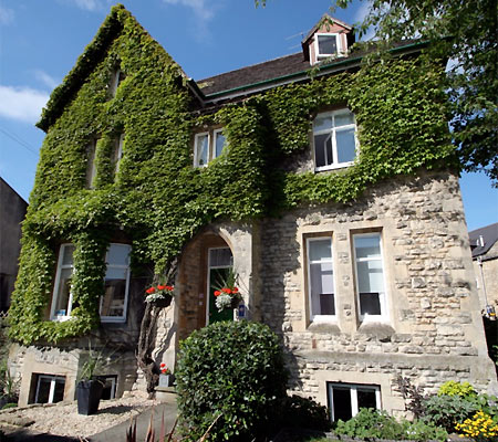 The Ivy House Bed and Breakfast in Cirencester